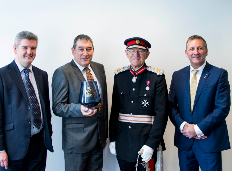 Queens Award for SBD automotive