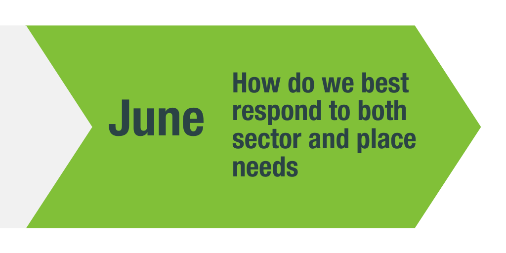 Discussion in June