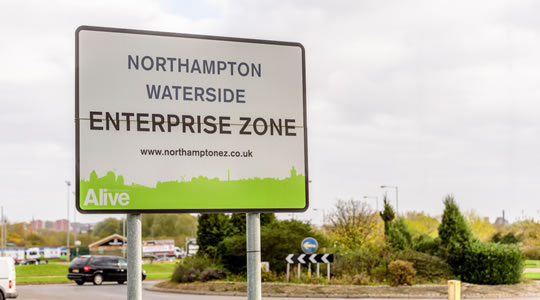 Northampton Waterside Enterprise Zone
