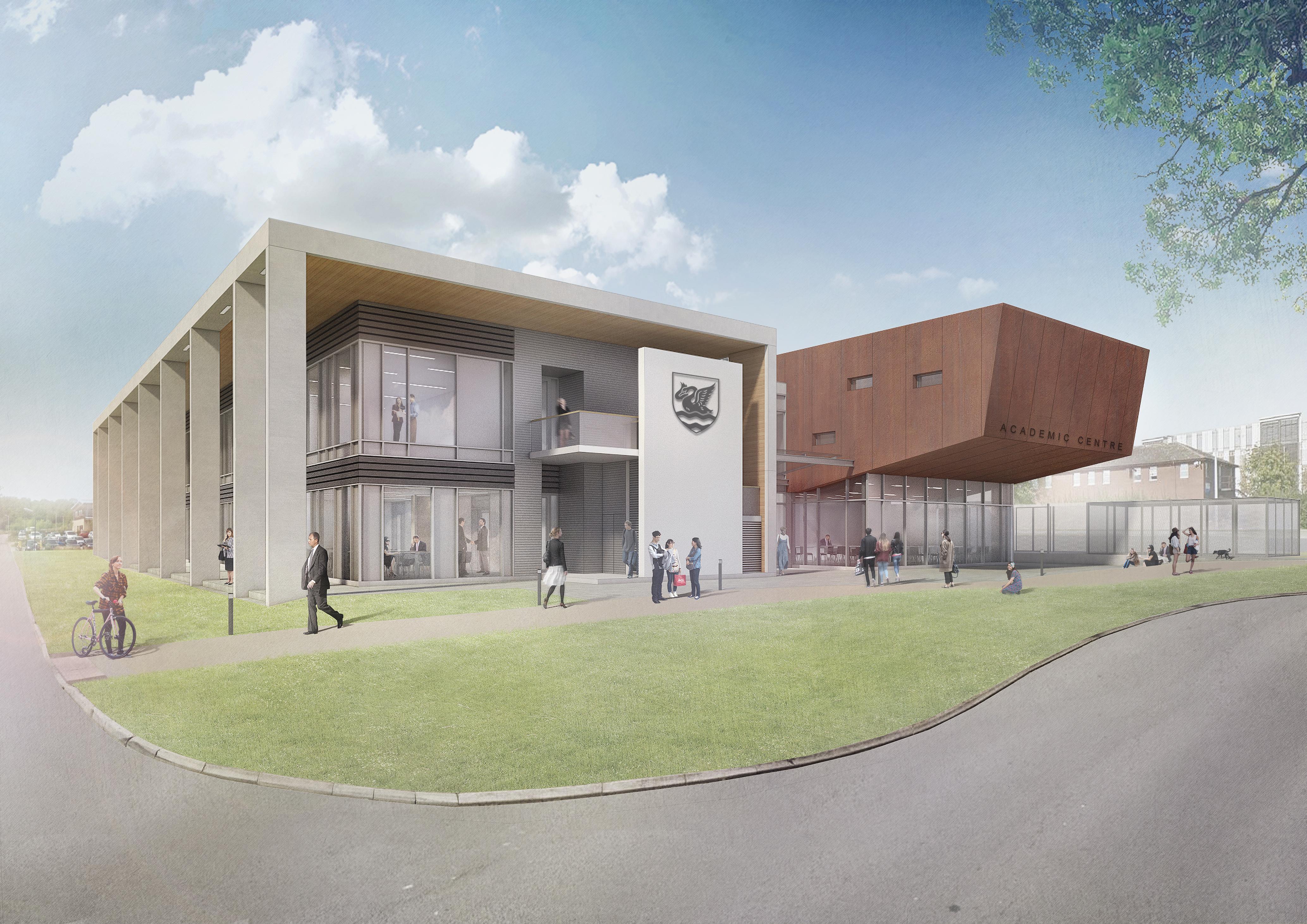 HRH The Duke of Kent opens £8 5m Milton Keynes University Hospital