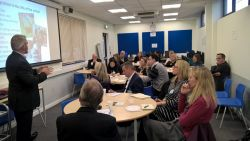 Careers & Enterprise employer engagement event