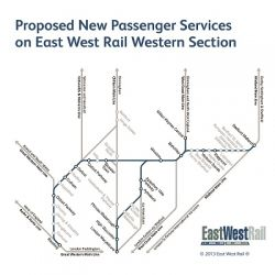 East West Rail delay concerns