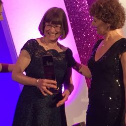 Hilary Chipping scoops top national award