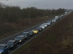 DfT approves 22.5m funding to cut congestion on A421...