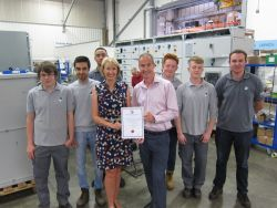 Bedfordshire business leader promotes apprenticeships...