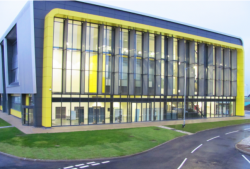 Research Centre for Aerospace opens at Cranfield University...
