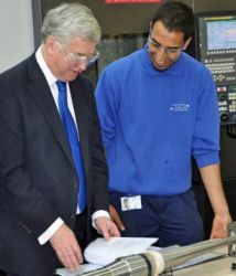 Cranfield's Aerospace Technology Institute hailed...