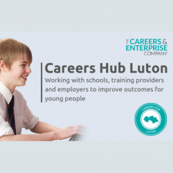 Official launch of Careers Hub Luton helping to improve...