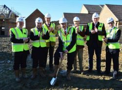 Zero Energy Bill homes set for Corby