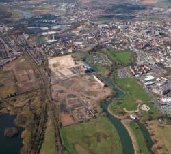 SEMLEP's Northampton Waterside Enterprise Zone celebrates...