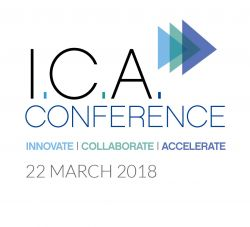 I.C.A. Conference promoting business growth returning...