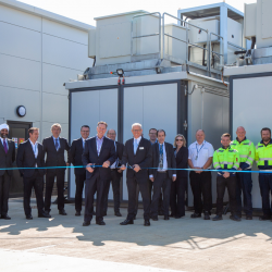 New Battery Test Facility Officially Opened at Millbrook...