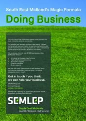Doing business in the South East Midlands