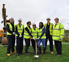 Work starts on building new £4.75m facility for next...