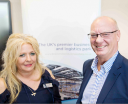 Northampton's logistics leader unveiled as Head of...