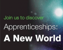 Chance for employers to discover the new world of...