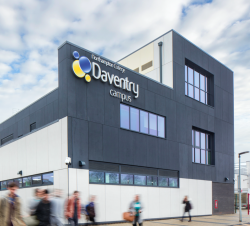 New Daventry Campus opens to students