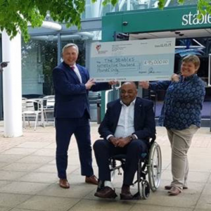 Large Strategic Grant awarded to The Stables by MK Community Foundation!