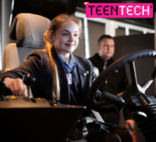 TeenTech Cities to Milton Keynes