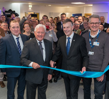 Barclays Chairman opens new aviation technology hub...