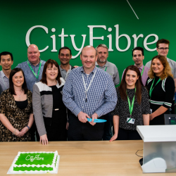 CityFibre puts gigabit-speed connectivity within reach...