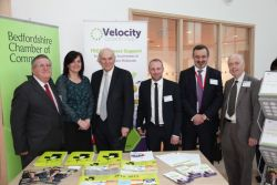 Business Secretary give Velocity the thumbs up