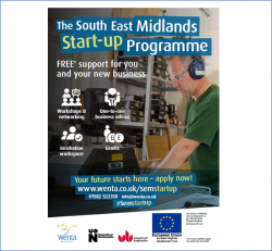 New FREE business start-up programme for South East...
