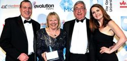 MK Business Achievement Award winners