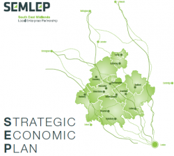 Strategic Economic Plan submitted to Government