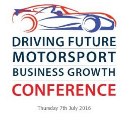 Driving Future Motorsport Business Growth Conference...