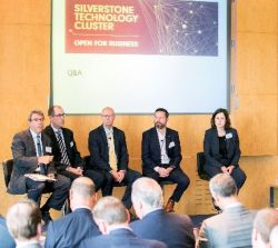 Silverstone Technology Cluster launch event