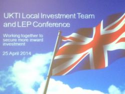 Milton Keynes and SEMLEP host UKTI conference