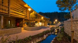 Center Parcs Village in Woburn Forest opens