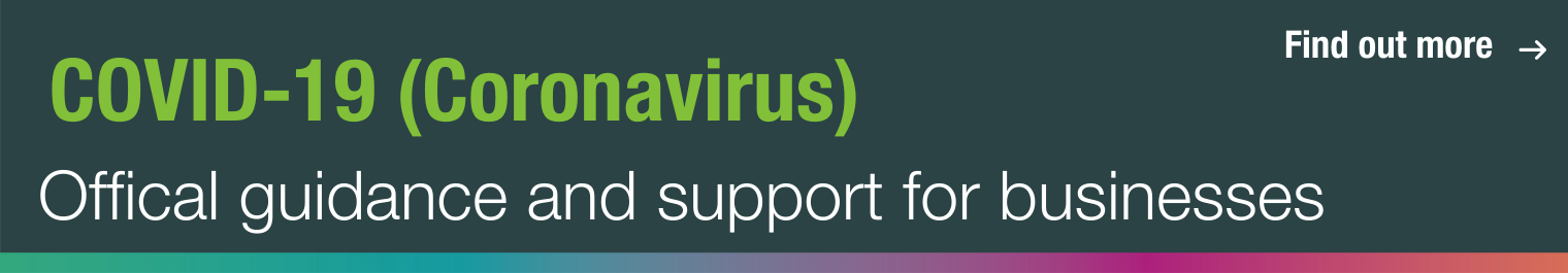 Coronavirus Business Support