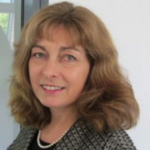 Dr Kerry Mashford OBE